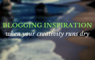 Blogging Inspiration