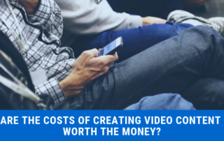 costs of creating video content