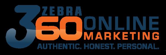 Zebra 360 online Logo