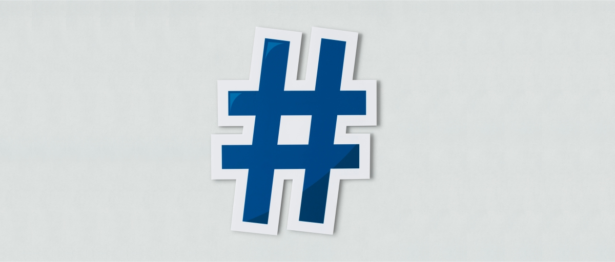 Facebook and the Hastag